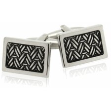Austrian Urban Herringbone 2 Cufflinks (Set of 2)
