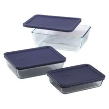 <strong>Pyrex</strong> 6 Piece Storage Set