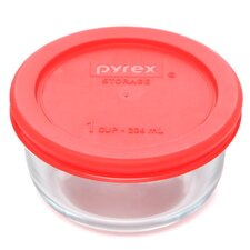 1 Cup Round Storage Container
