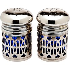 2 Piece Sharla Salt and Pepper Shaker Set