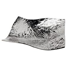 <strong>Godinger Silver Art Co</strong> Colletta Wave Platter