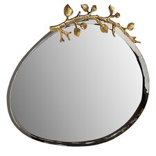 <strong>Godinger Silver Art Co</strong> Arboria Hammered Tray