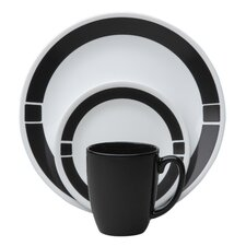 Livingware Urban 16 Piece Dinnerware Set