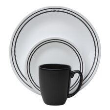 <strong>Corelle</strong> Livingware Beads 16 Piece Dinnerware Set