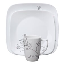 <strong>Corelle</strong> Royal Lines 16 Piece Dinnerware Set