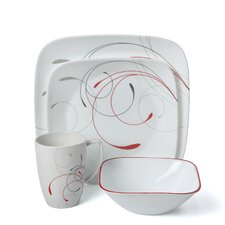 Splendor 16 Piece Dinnerware Set