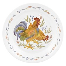 """Impressions 7.25""""Country Morn Plate"""