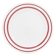 "Livingware 8.5"" Classic Cafe Plate (Set of 6)"