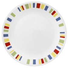 "Livingware 6.75"" Memphis Bread and Butter Plate"