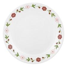 """Livingware 10.25"""" Spring Pink Dinner Plate"""
