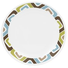 "Livingware 8.5"" Square Lunch Plate"