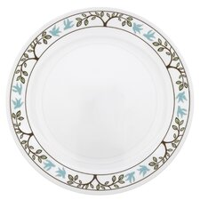 "Livingware Tree Bird 10.25"" Dinner Plate"