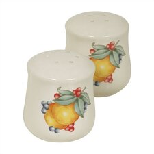 Coordinates Abundance Salt and Pepper Shaker Set