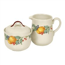 Coordinates Sugar and Creamer Set
