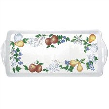 <strong>Corelle</strong> Chutney Rectangular Serving Tray