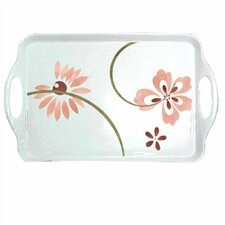 Pretty Pink Rectangular Tray