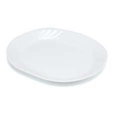 "<strong>Corelle</strong> Vive Sculptured 12.25"" Square Serving Platter"