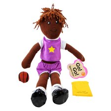 Basketball Girl - Taye