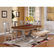Ortanique 6 Piece Dining Set