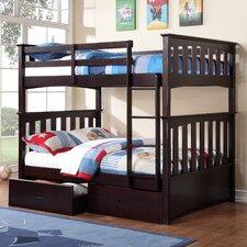 Kira Full Over Full Standard Bunk Bed