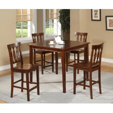<strong>Williams Import Co.</strong> 5 Piece Counter Height Dining Set