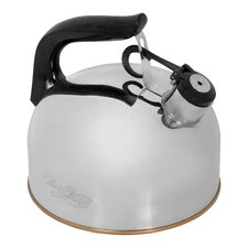 <strong>Revere Cookware</strong> 2.33-qt. Whistling Tea Kettle