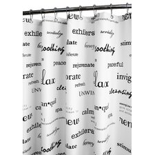 Prints Polyester Resort Shower Curtain