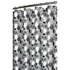 Prints Polyester Stones Shower Curtain