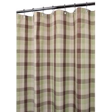 Yarn Dyes Polyester Dorset Shower Curtain
