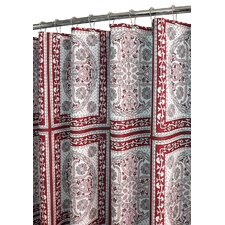 Watershed Prints Polyester Medallion Tiles Shower Curtain