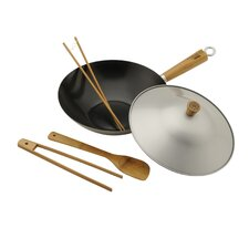 Ching Non Stick Wok Set