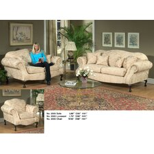 <strong>Wildon Home ®</strong> Queen Elizabeth Living Room Collection