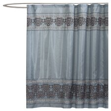 Royal Dynasty Polyester Shower Curtain