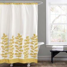 Vineyard Allure Shower Curtain