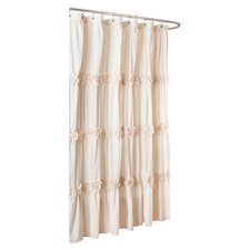 <strong>Special Edition by Lush Decor</strong> Darla Polyester Shower Curtain