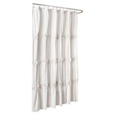 Darla Polyester Shower Curtain