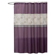 Covina Polyester Shower Curtain