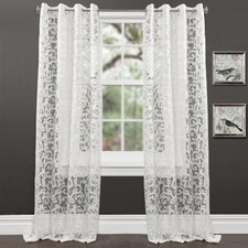 Rayna Window Curtain Single Panel
