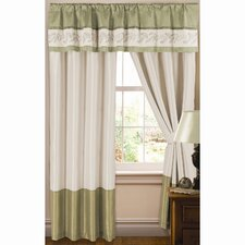 Ashlyn Rod Pocket Curtain Single Panel