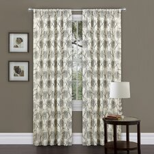 <strong>Special Edition by Lush Decor</strong> Oxford Rod Pocket Curtain Single Panel