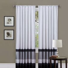 <strong>Special Edition by Lush Decor</strong> Iman Rod Pocket Curtain Single Panel