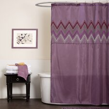 <strong>Special Edition by Lush Decor</strong> Myra Polyester Shower Curtain