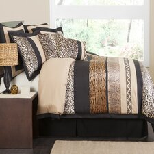 Tribal Dance 8 Piece Comforter Set