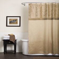 Polyester Serengeti Shower Curtain