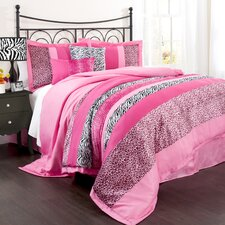 <strong>Special Edition by Lush Decor</strong> Tribal Dance Comforter Set
