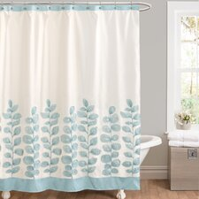 <strong>Special Edition by Lush Decor</strong> Vineyard Allure Polyester Shower Curtain
