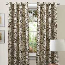 <strong>Special Edition by Lush Decor</strong> Ventura Grommet Curtain Single Panel