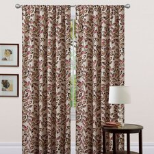 Ventura Rod Pocket Curtain Single Panel
