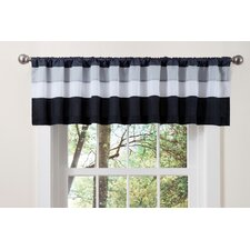<strong>Special Edition by Lush Decor</strong> Iman Rod Pocket Tailored Curtain Valance