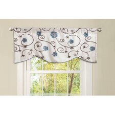 Royal Garden Curtain Valance